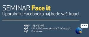 Seminar Face it 2015